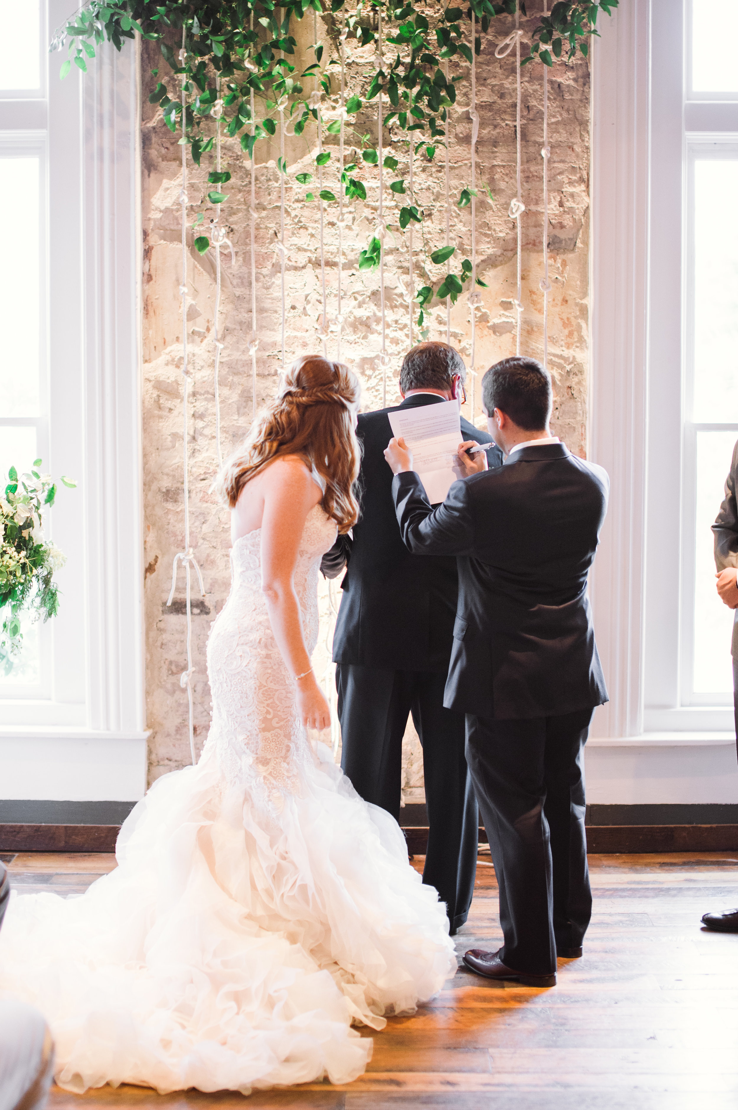 The Cordelle - August Wedding - Nashville, TN
