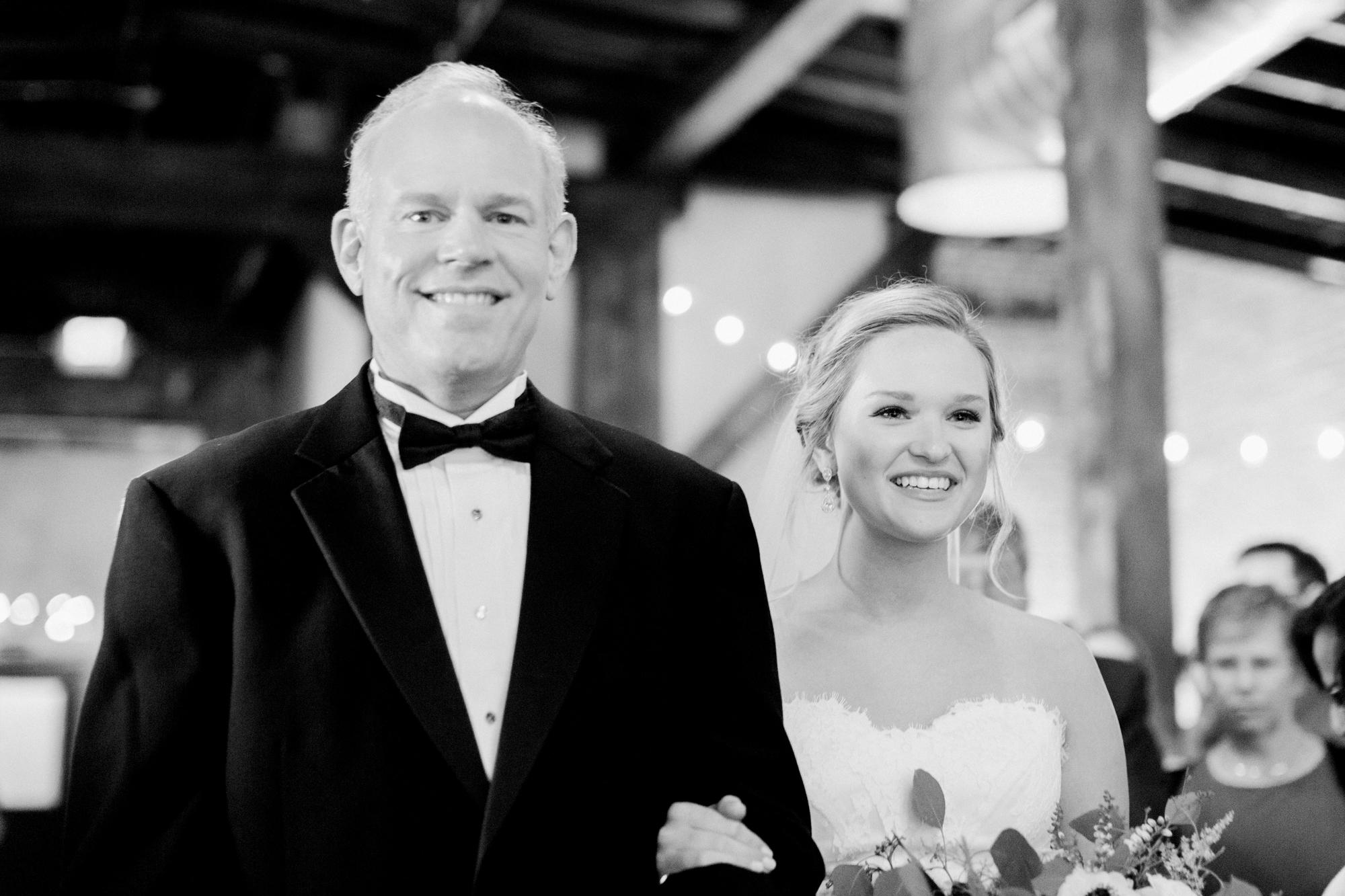 Cannery One - September Wedding - Nashville, TN