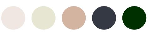 Summer Wedding Color Palette
