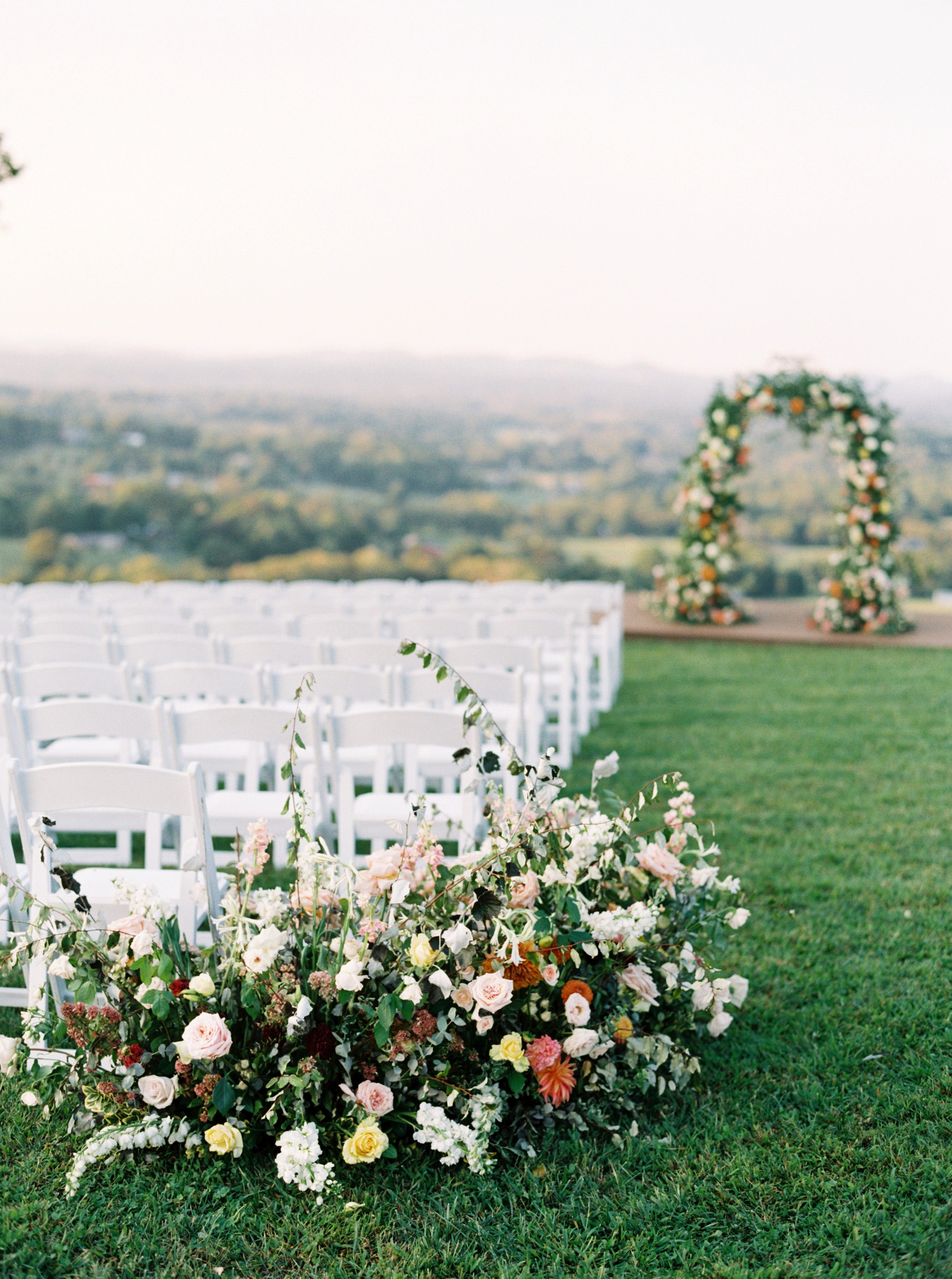 Trinity View Farm - Fall Wedding