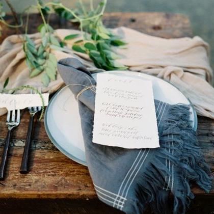 Design by   Westcott Weddings  , Photo by   Jenna McElroy