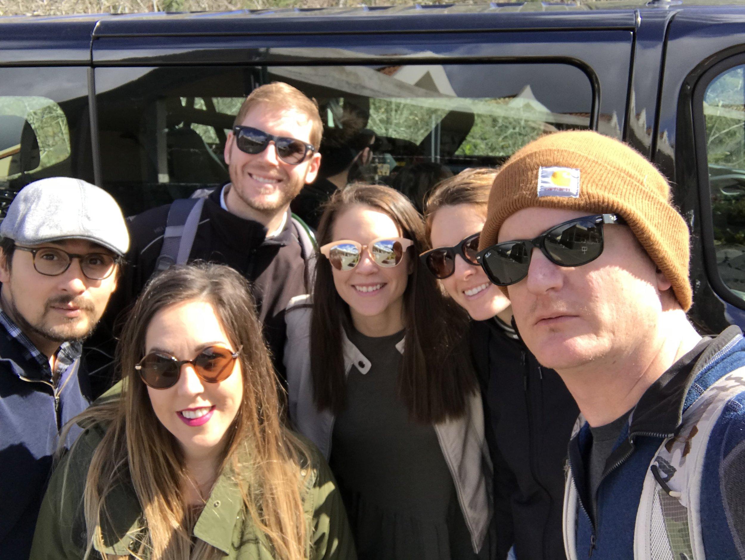 Maderia Island - Crew