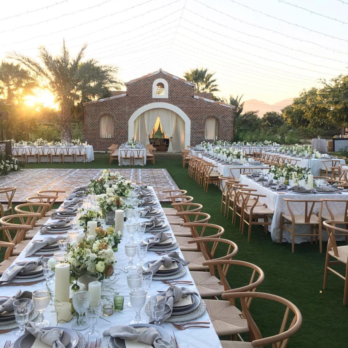 Designed by   Alison Events  , Photo by   Julie Hill