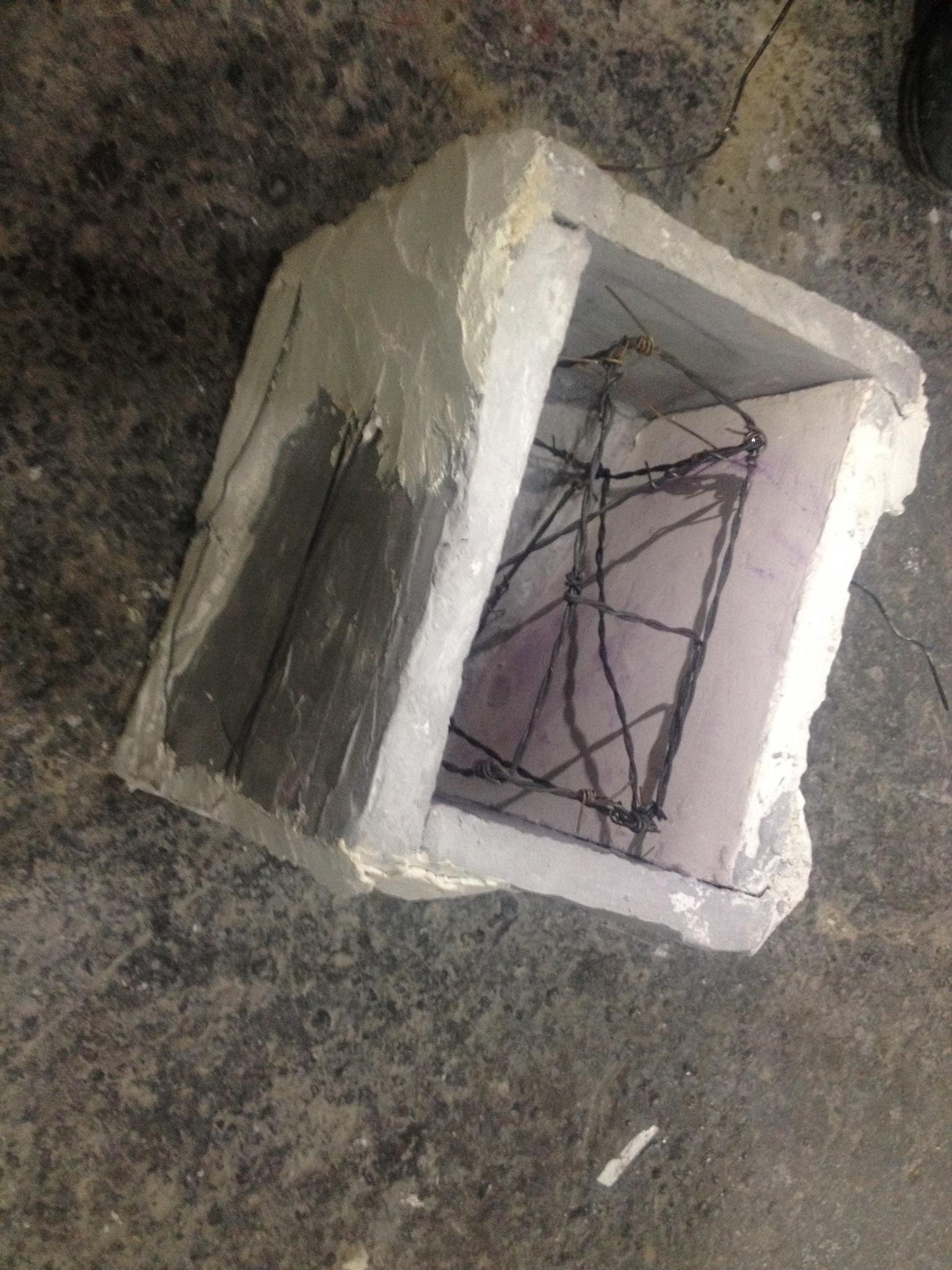 Vaciados en cemento