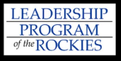 Leadership of the Rockies Program.png