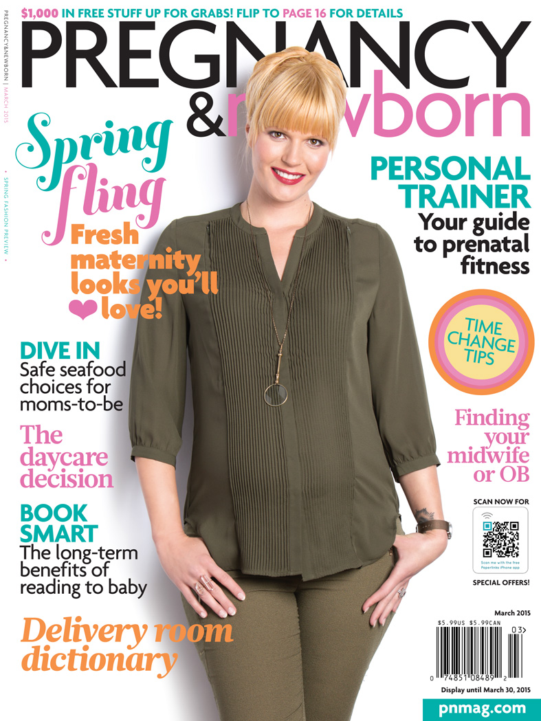 pregnancy and newborn march issue cover.jpg