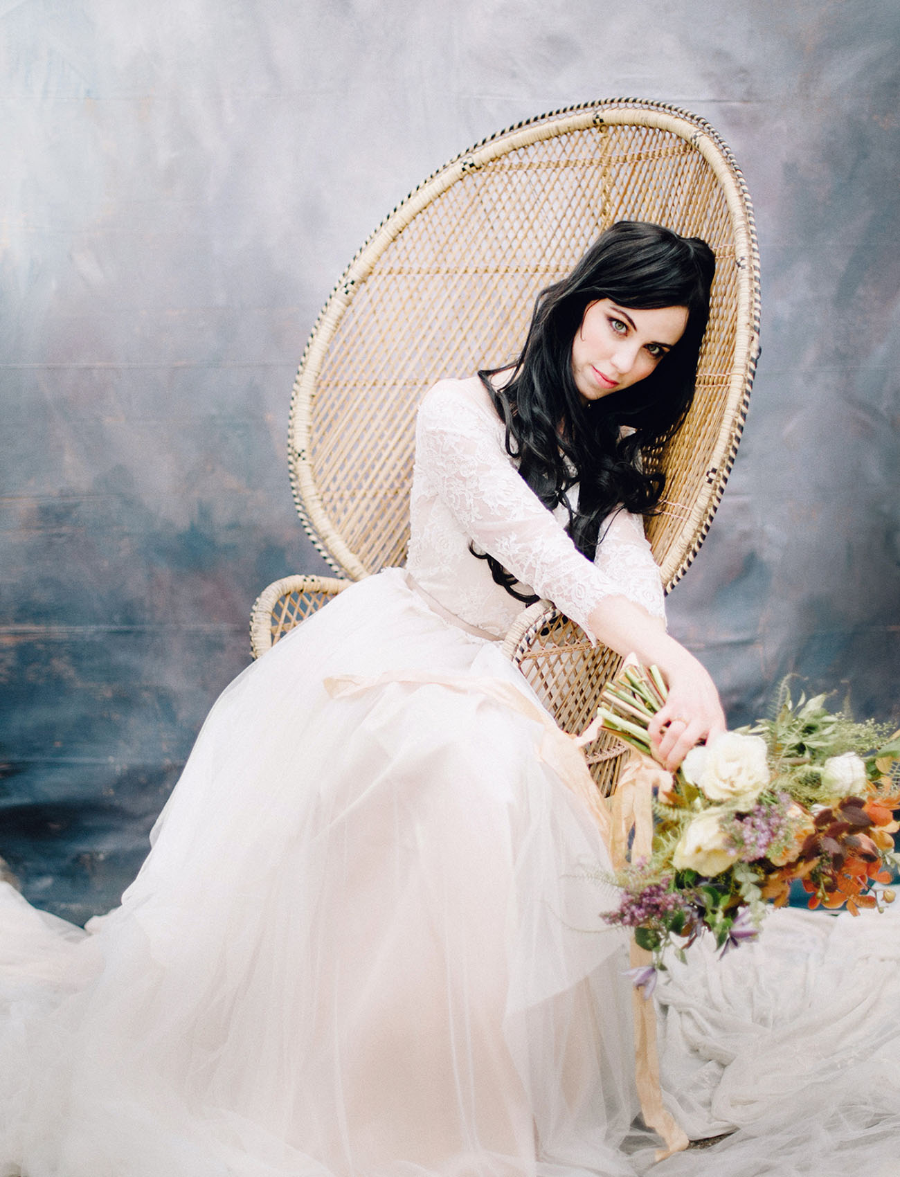Featured on Green Wedding Shoes: Romance of Dance Editorial by Deidre Lynn Photography, Splendor of Eden, Something Old Event Rentals,  SIBO Designs, Divine Atelier,  Kelsey Malie, Sinclair Dance Studio, B. Loved Stylists and The FIND Lab