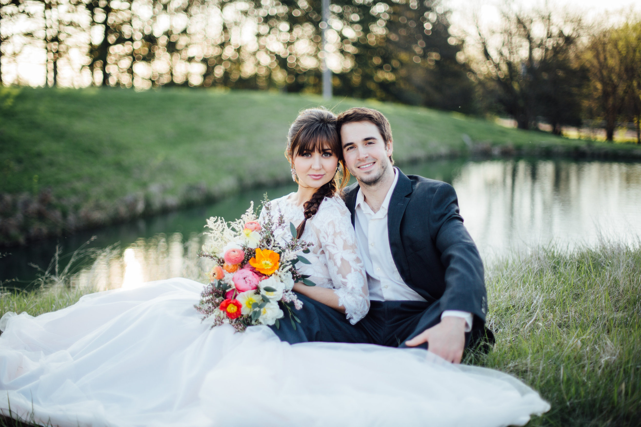 Lamb Styled Shoot with Danielle Stewart Photography, Splendor of Eden and Something Old Event Rentals