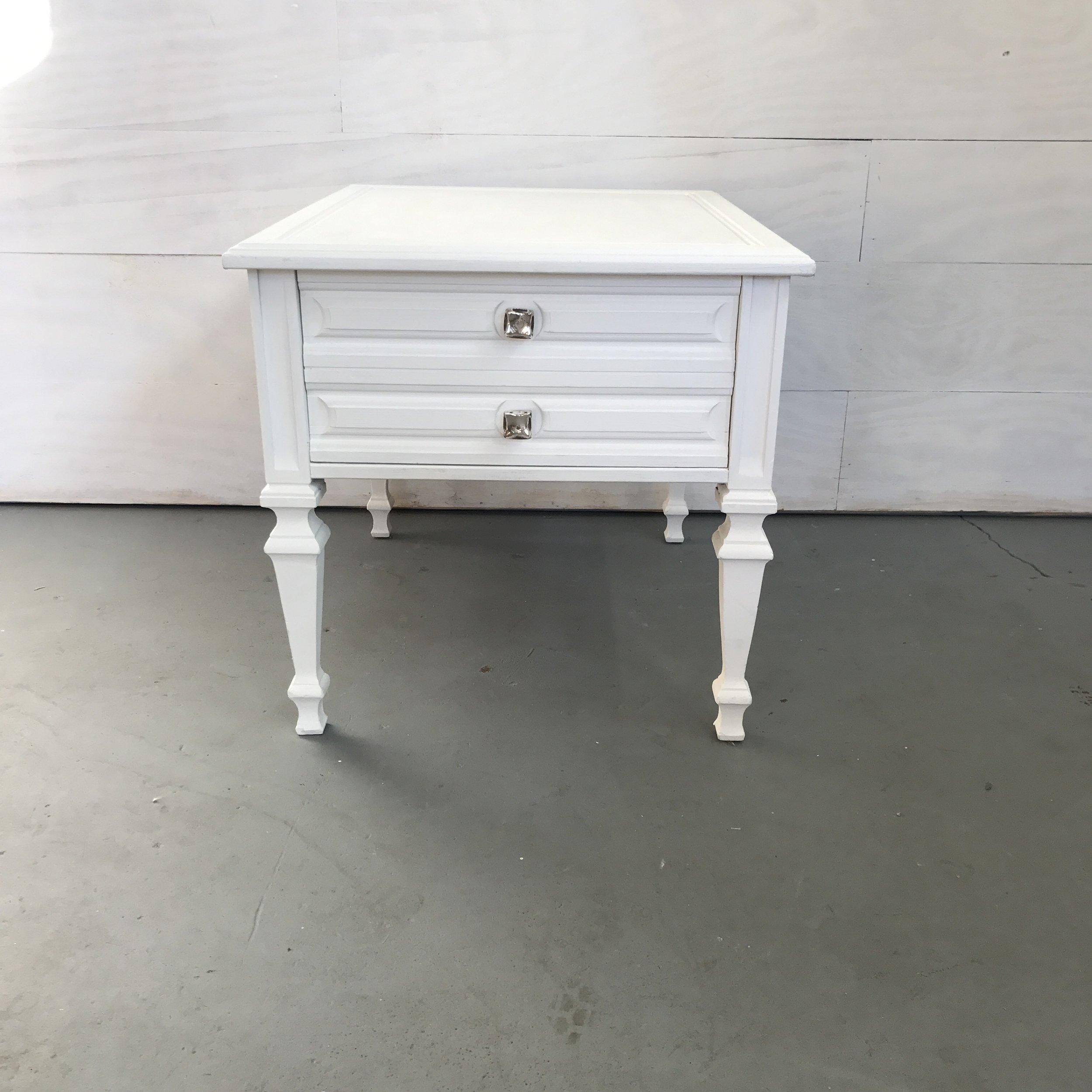 Spruce Rentals - Haldon Side Table