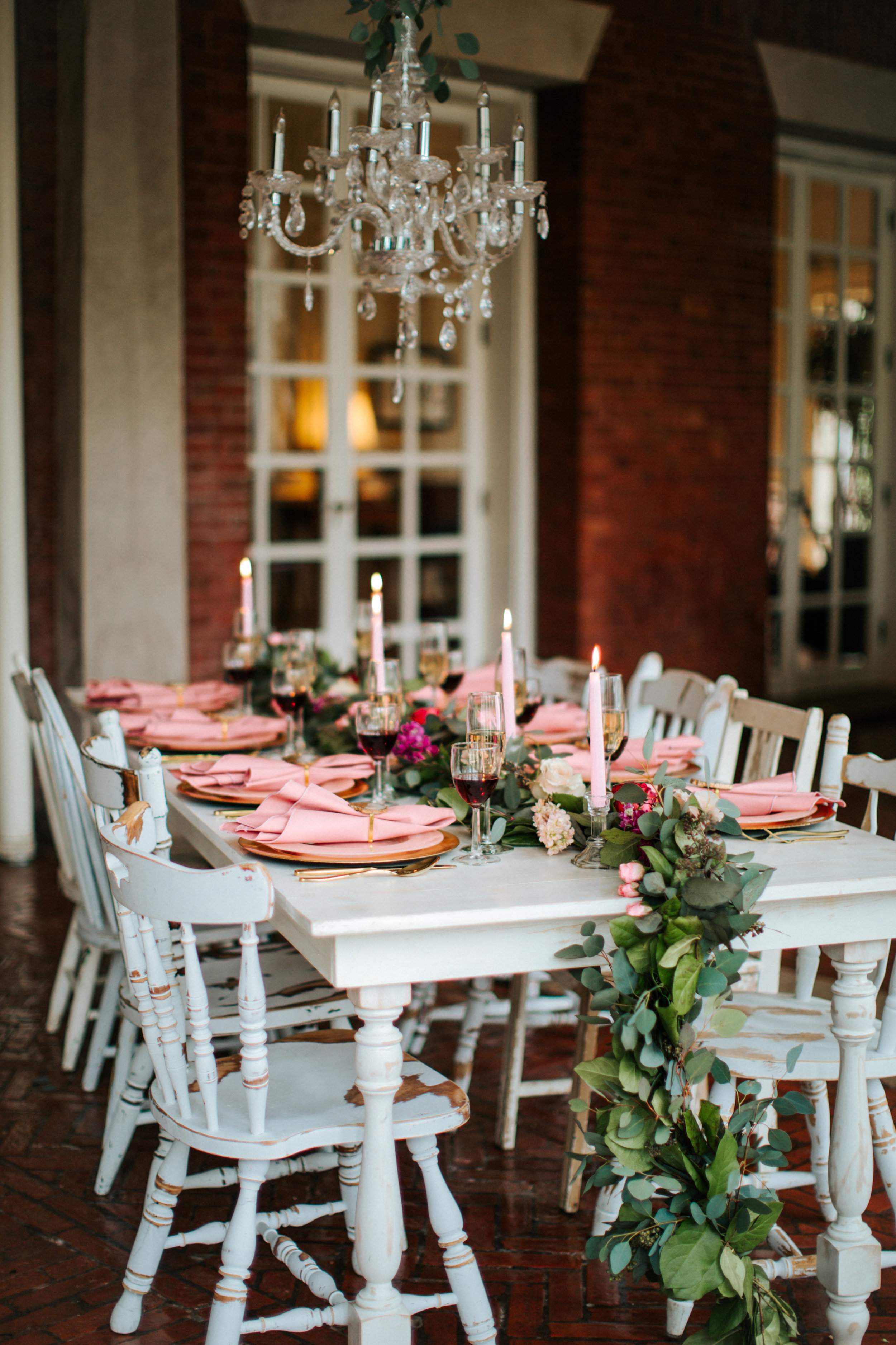 Spruce Rentals - Allerton Park with Kristen Winkler Photography, Hoop House Creative, Pollen & Pastry, Southern Magnolias Events