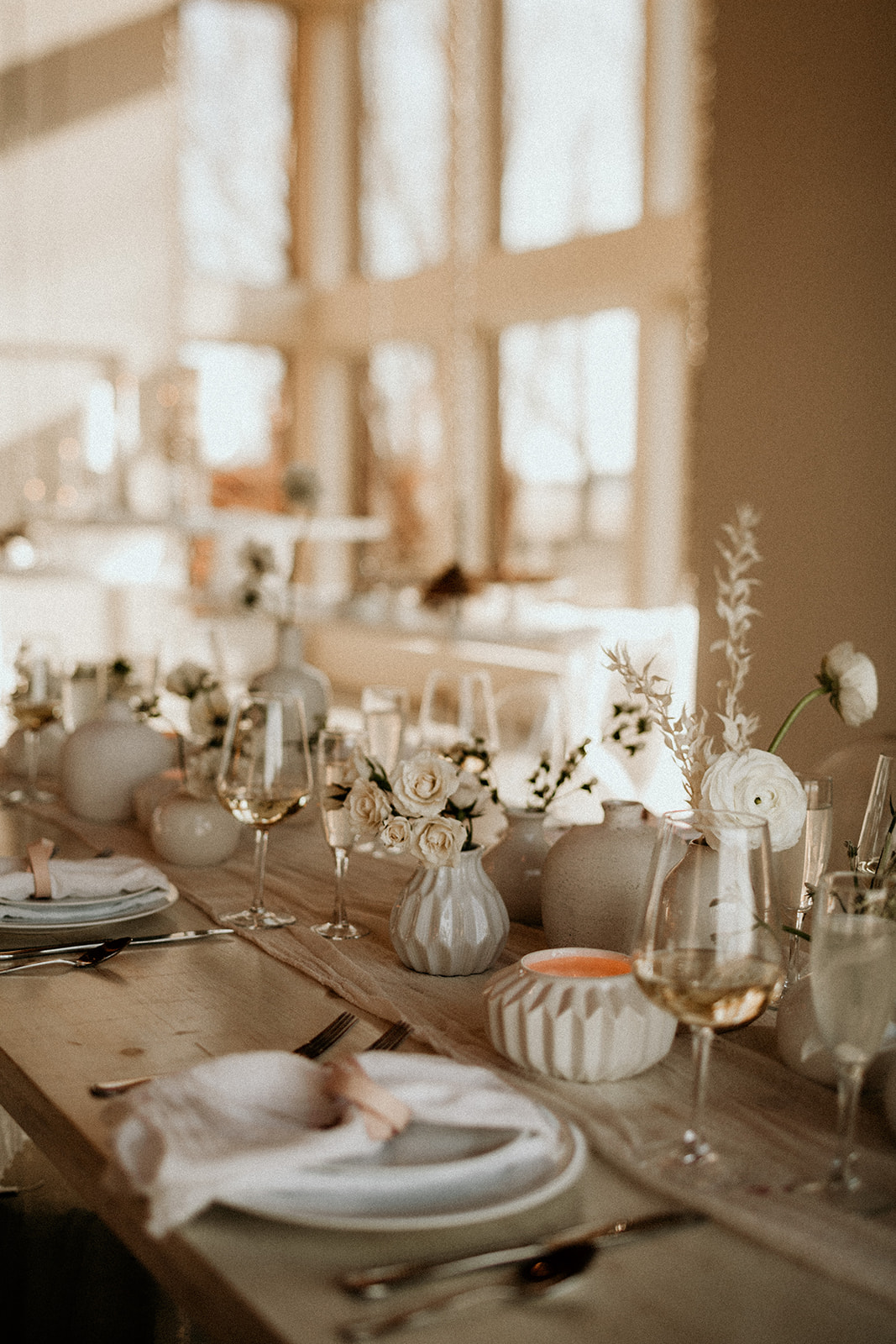 Dreamy Neutrals at Pear Tree Estate with Wright Photographs, Park Life Films, Apricity Ink, Elite Bridal Champaign, Lauren Foran Bridal Beauty,  Flowers by Kristine, LA Gourmet Catering and Spruce Rentals