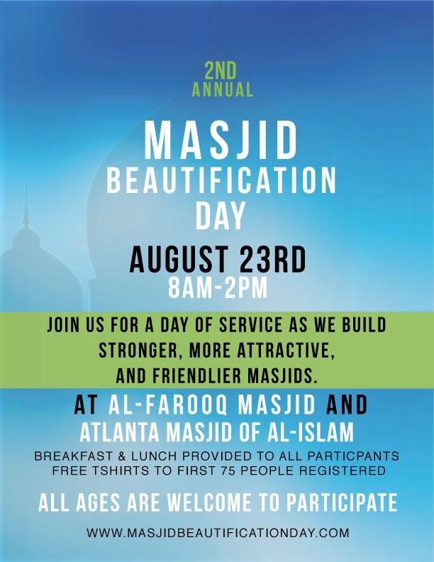 Masjid Beautification Day