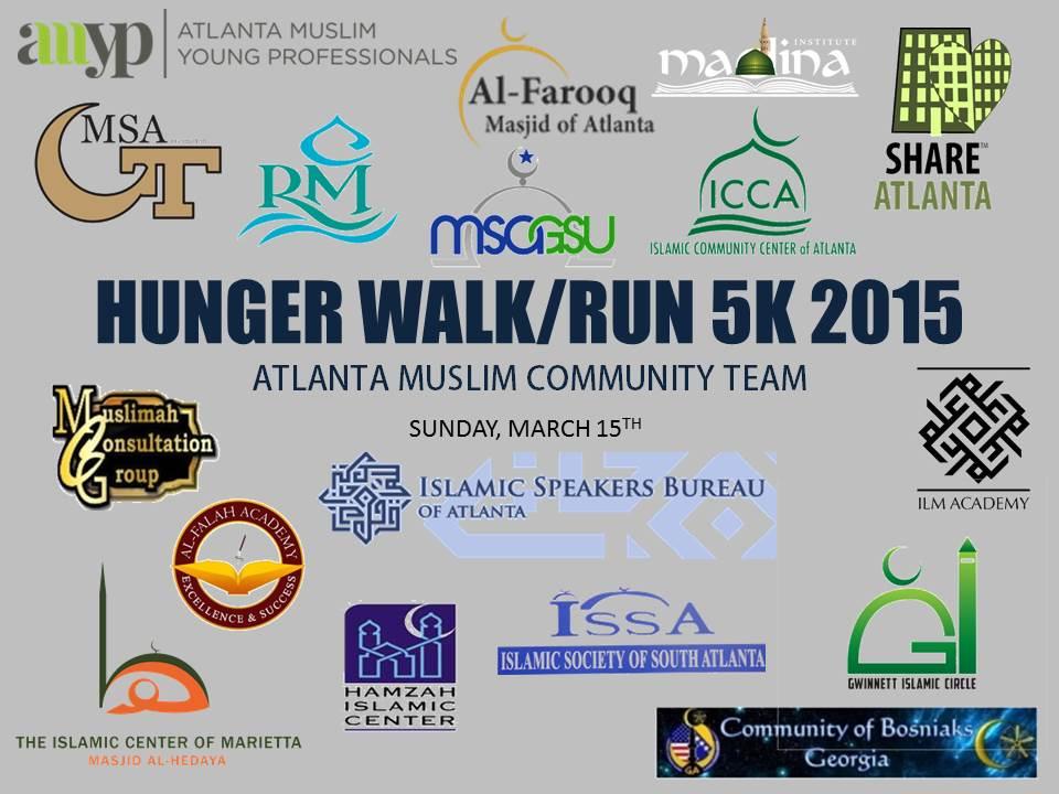 Hunger Walk/Run 2015