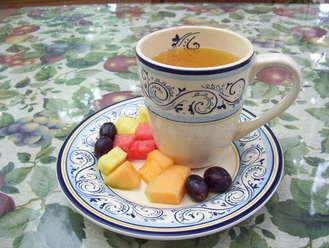 Morning Teatime