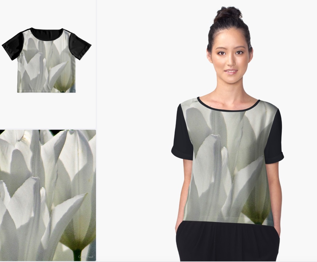 Translucent White Tulip Petals 3443 Chiffon Top RB.jpeg