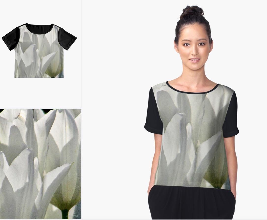 Translucent White Tulip Petals 3443 Chiffon Top RB.jpeg