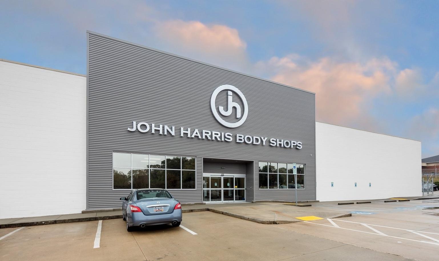John Harris Body Shops – Greer, SC