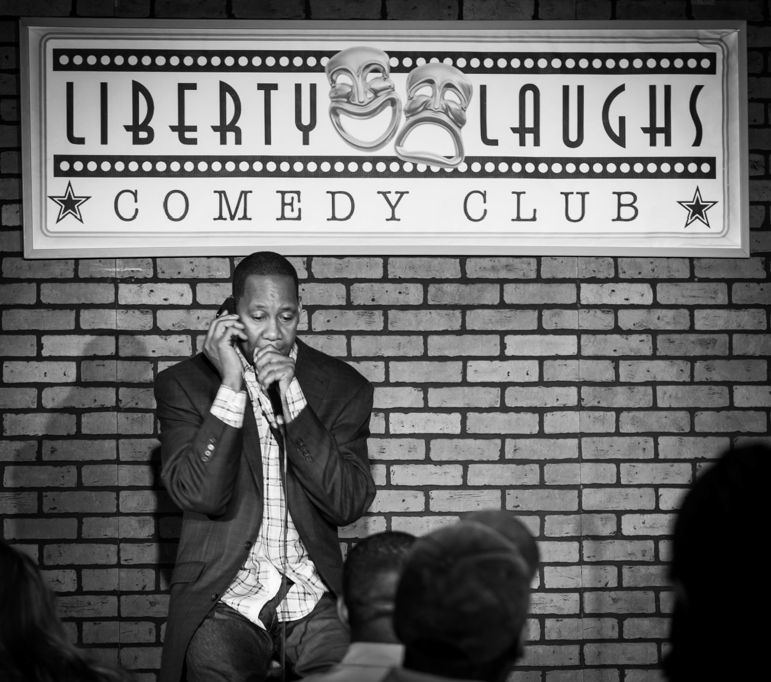 Mark Curry @ Liberty Laughs