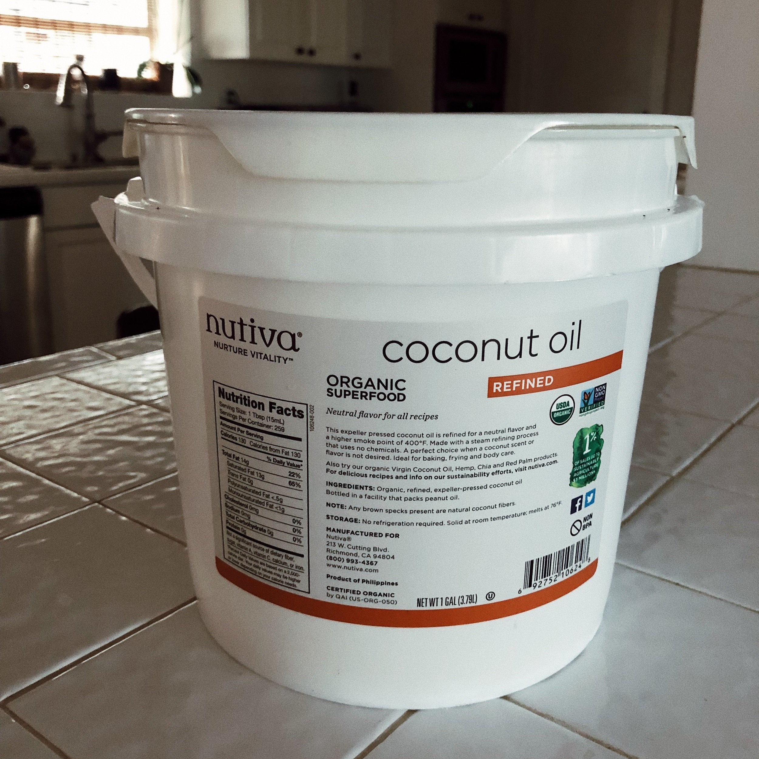 all time favorite products the weekend gypsy coconut oil