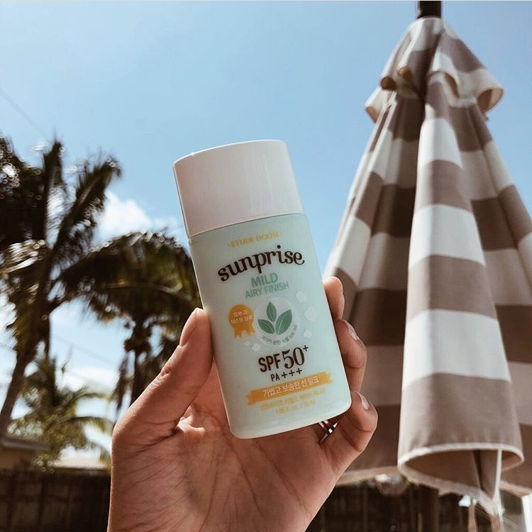 all time favorite products the weekend gypsy sunscreen