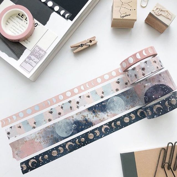 Washi Tape - via  @papergeekco