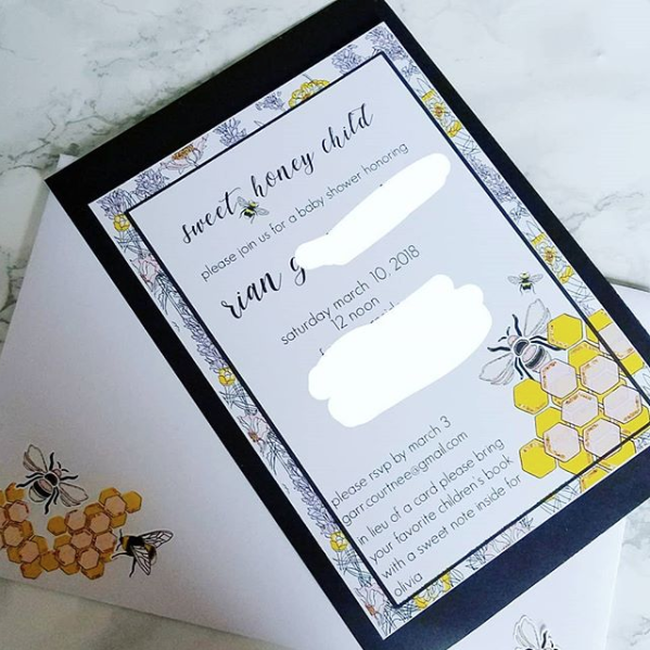 Invitation - via  @planwithpoppyandgray