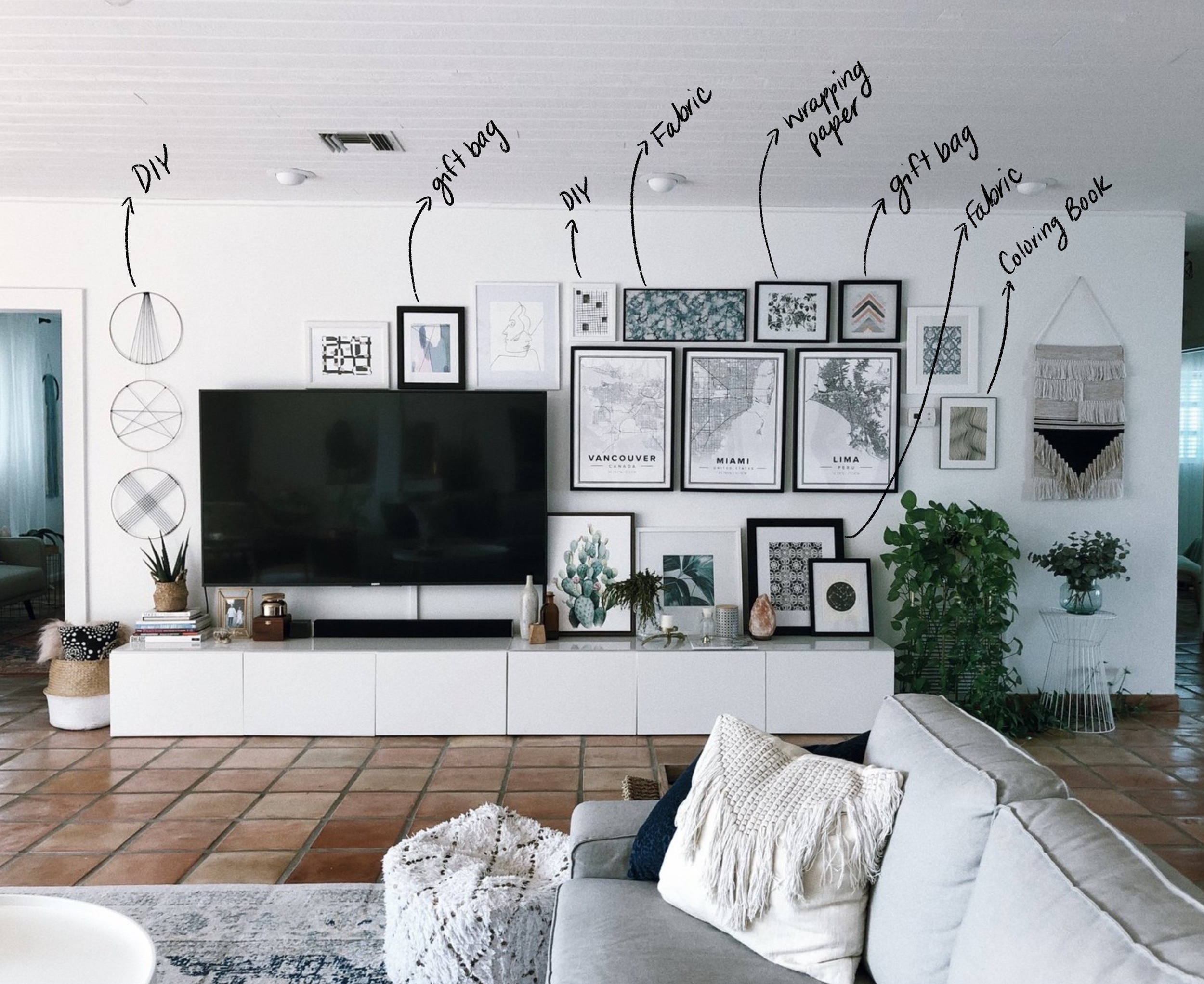 home decor wall art life hacks easy diy artwork projects to try modern minimal interior design tips and tricks the weekend gypsy