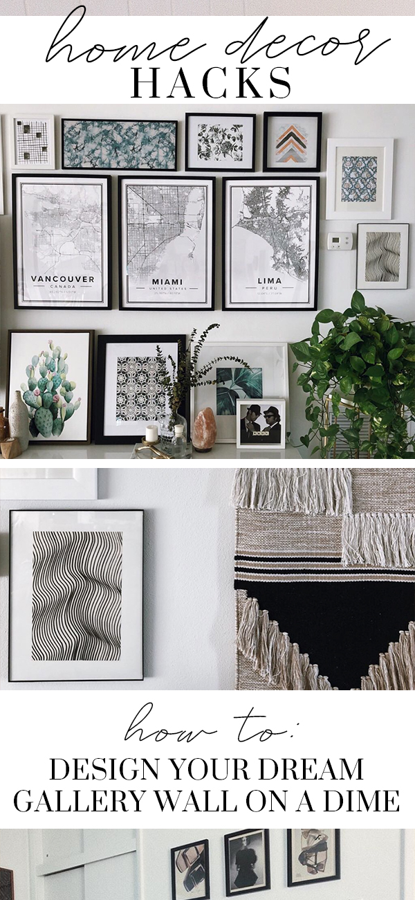 home decor wall art life hacks easy diy artwork projects to try modern minimal interior design tips and tricks modern boho gallery wall the weekend gypsy