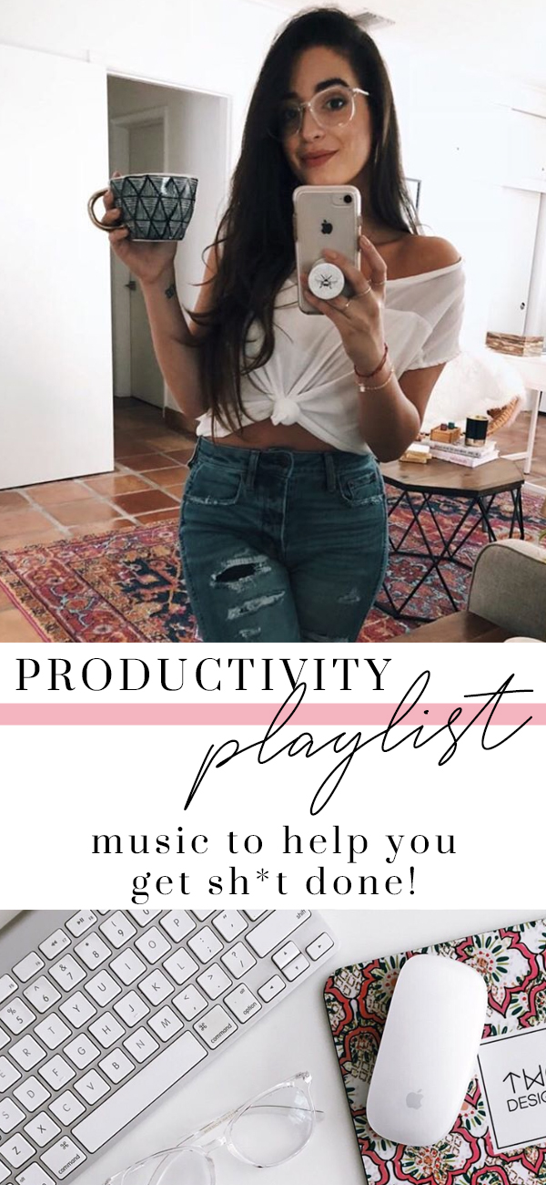 productivity music playlist to focus and work study get stuff done in the zone songs for work school creativity lofi jazz jazz hop hip hop bossa nova chill the weekend gypsy