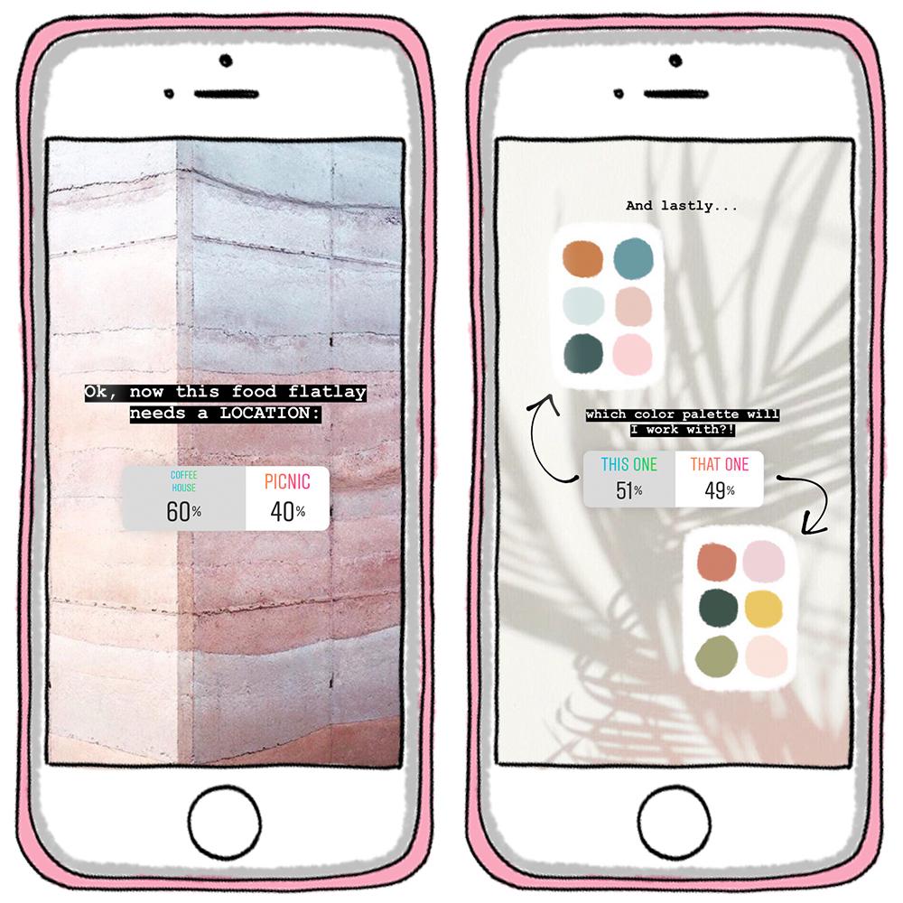 instagram challenge ig chooses my illustration  art artist editorial instagram controls my day creative process
