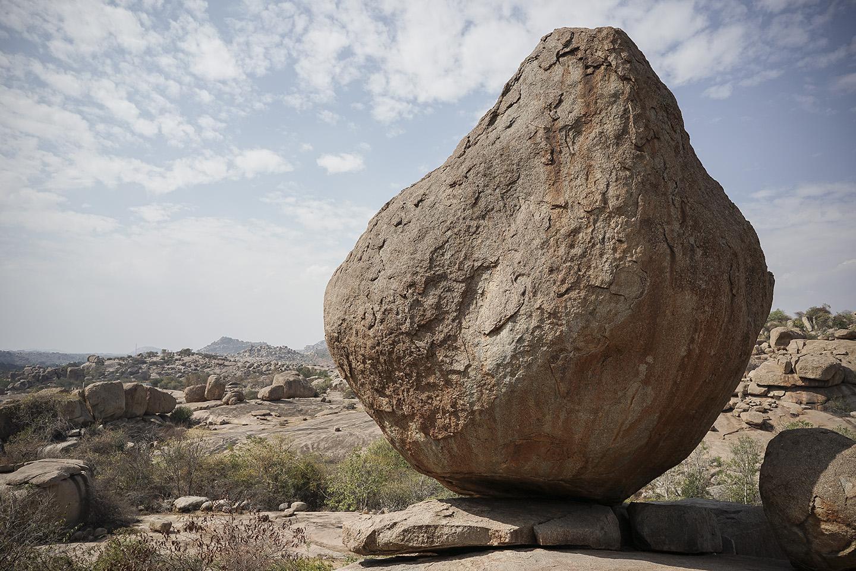 The Boulders of Hampi