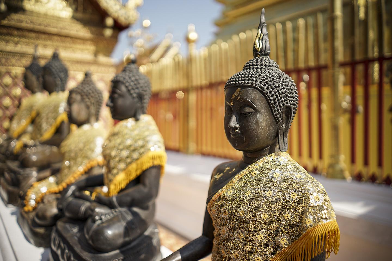 Temple; Doi Suthep