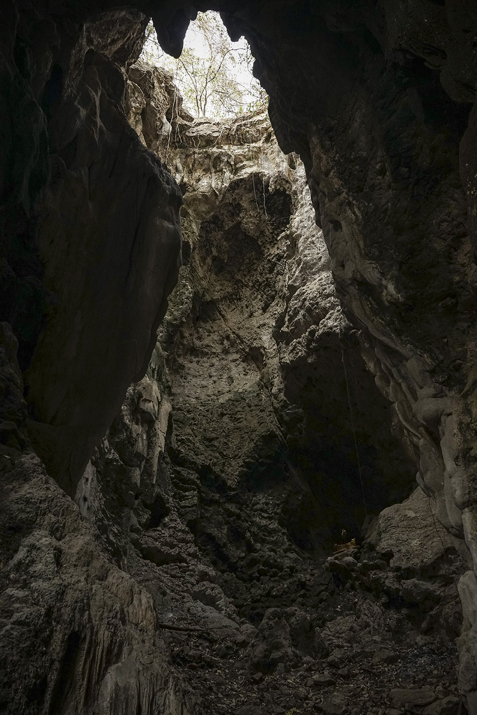 The Killing Cave