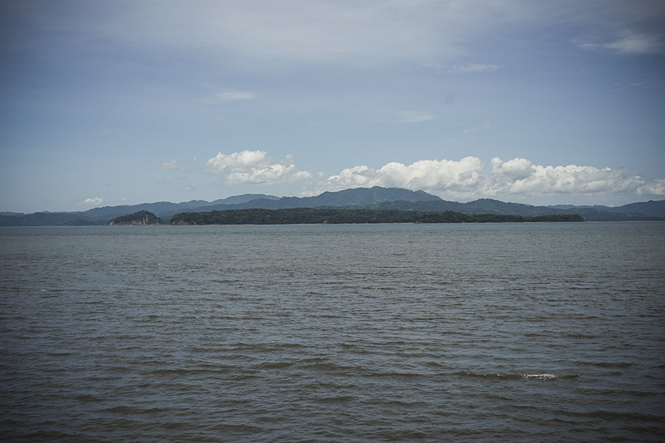 Crossing the Gulf of Nicoya