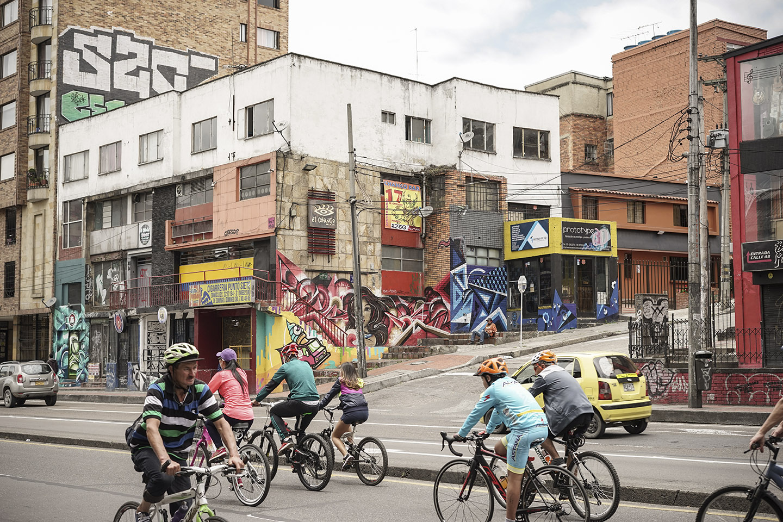 Grafitti and Bikes