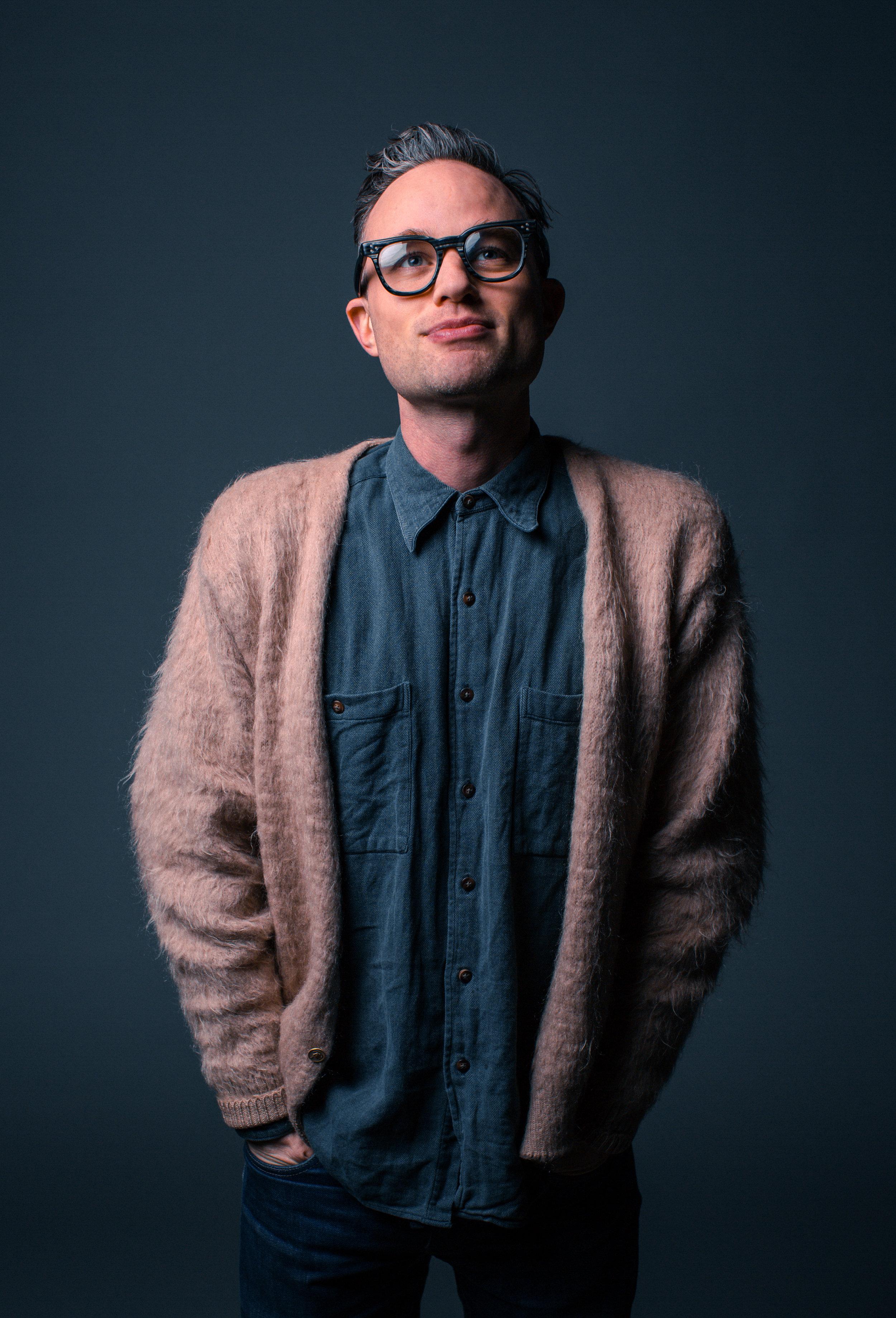 Markus, Production Designer