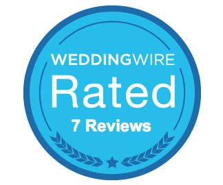 Listed on Wedding Wire