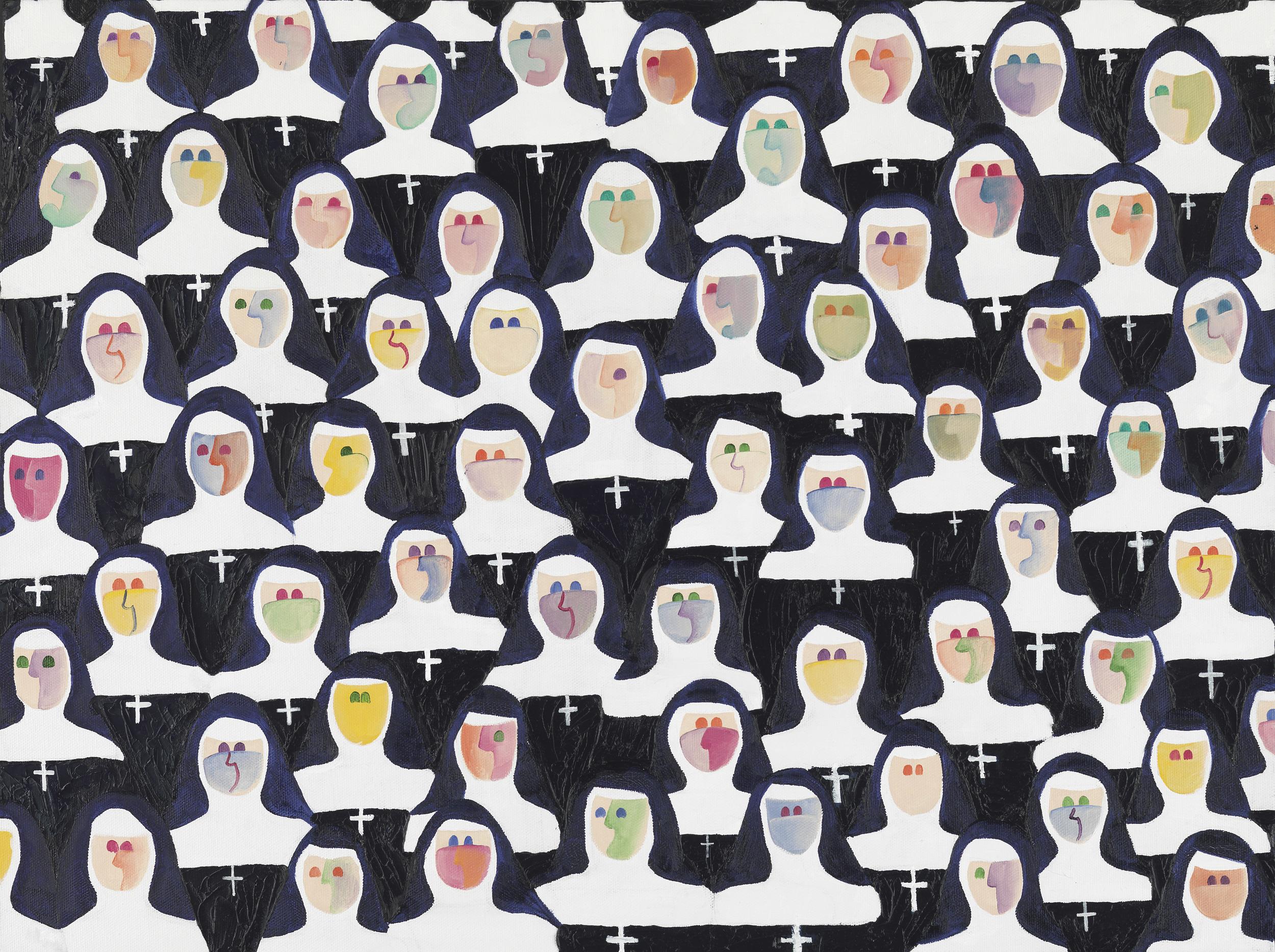 Sea of Nuns