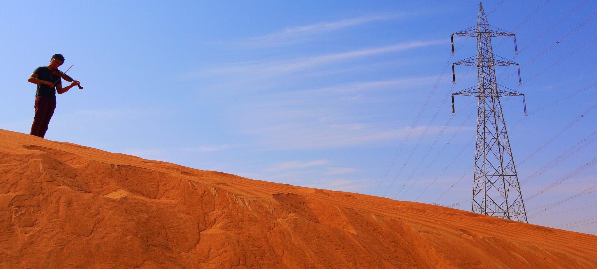 Tune in the Desert