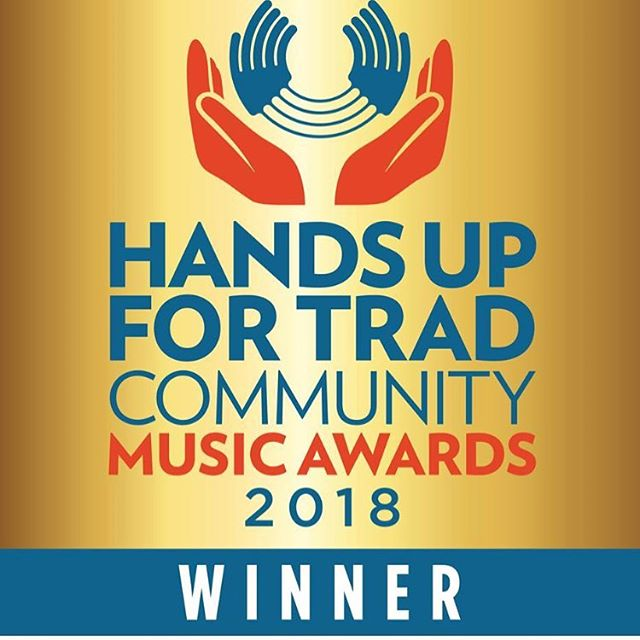 🎉🎈🎶Absolutely delighted Science Ceilidh has won Hands Up for Trad Community Music Organisation of the Year in Scotland!!! 🎶🎈🎉 🙏A massive THANK YOU to everyone who voted for us and all the communities, schools, educators, musicians, dancers and scientists across Scotland we have the privilege to work with all year round and of course, the members of our education team and band!