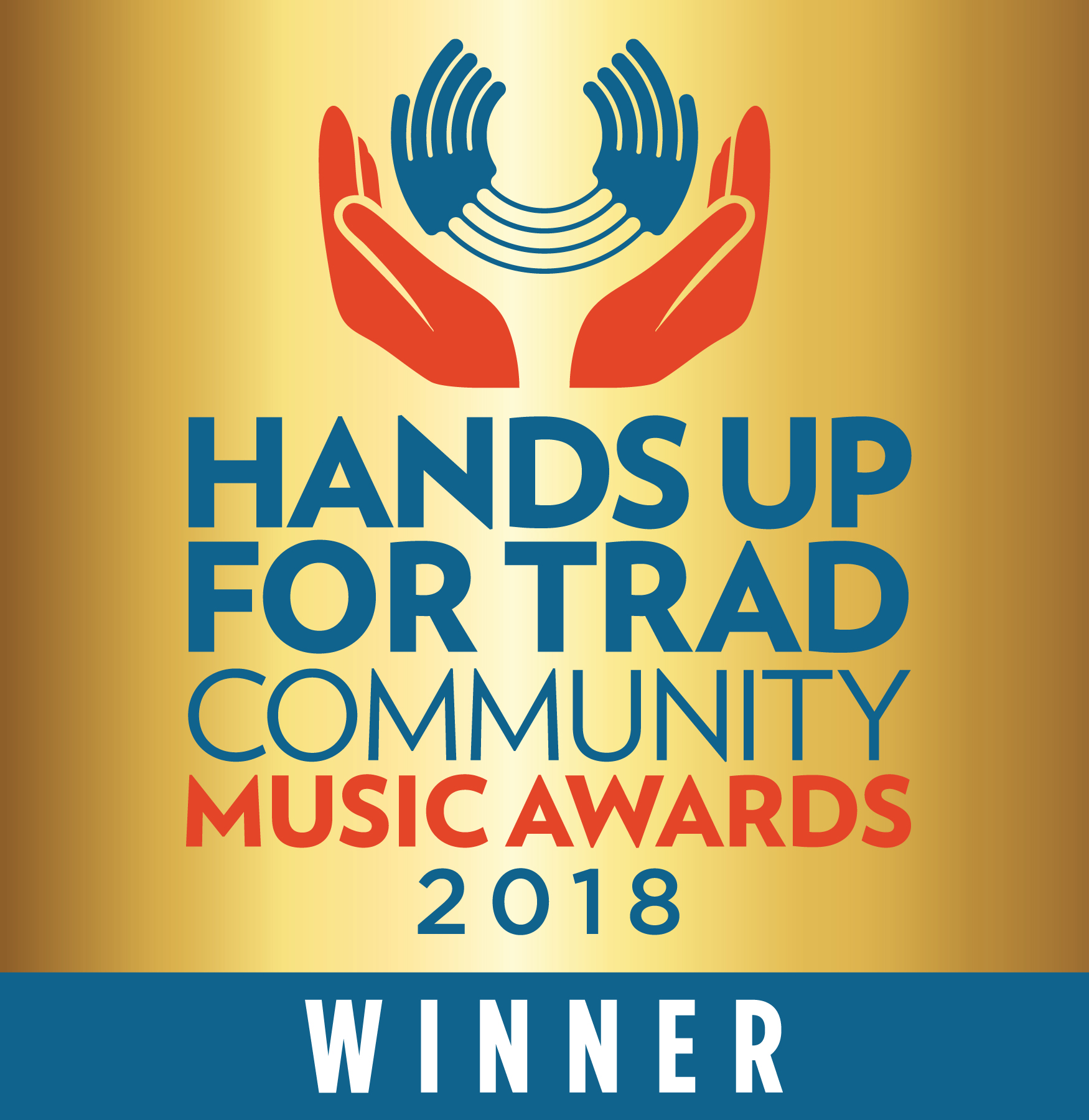 Voted Scotland's Community Music Organisation of the Year 2018