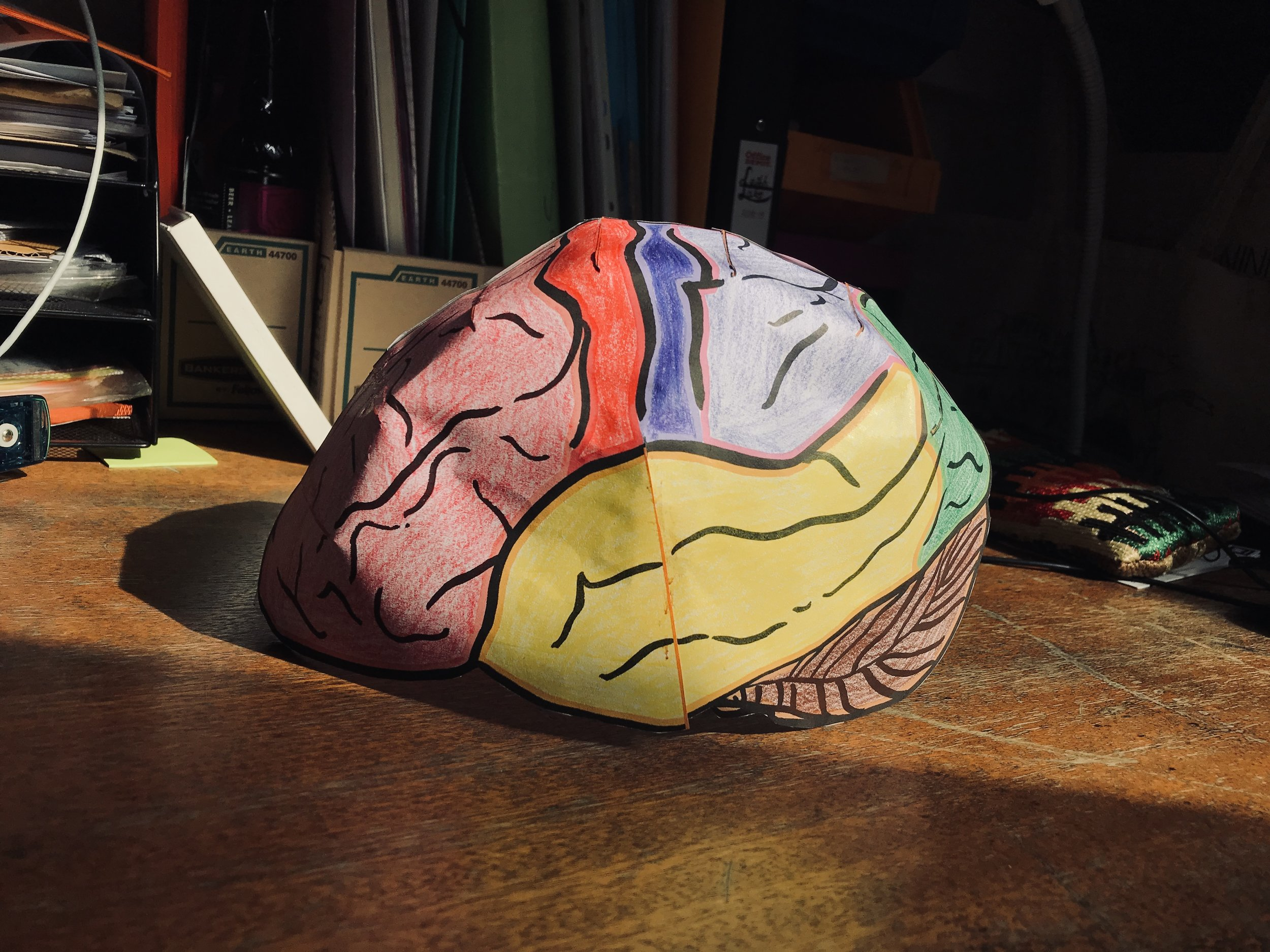 Featured Activity: Creative Brain Hat!