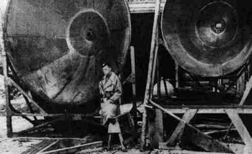 Nazi Sound Cannon, Hubpages