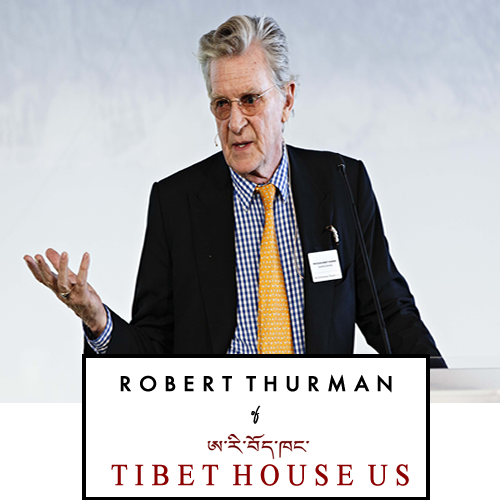 Past Presenters - Robert Thurman 500x500.png