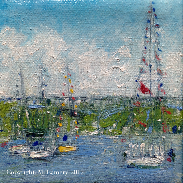 Portage Bay Sail
