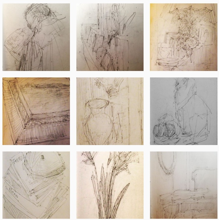 A collection of drawings.