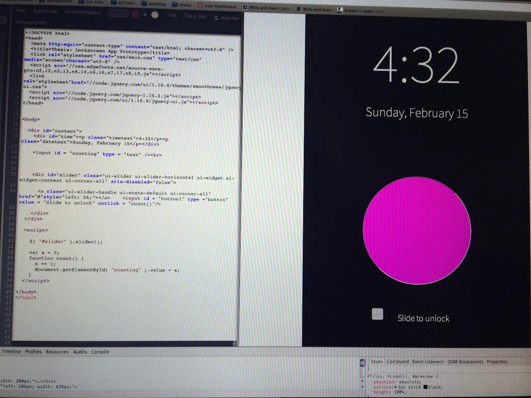 beginning development of final prototype