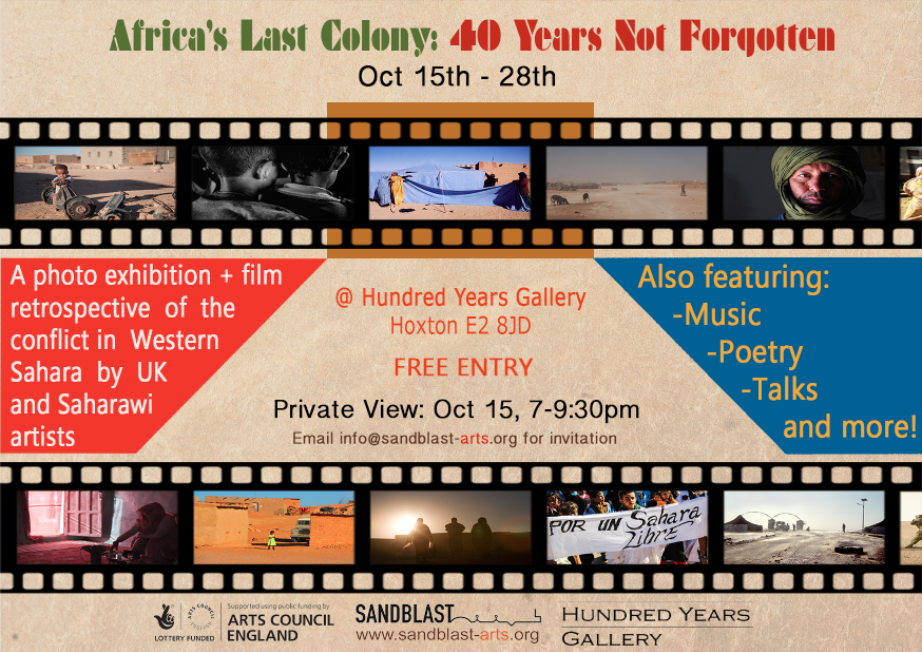 Africa's Last Colony @ Hundred Years Gallery.png