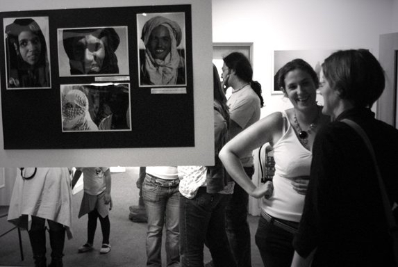 RefugeInFilms Saharawis Exhibit 2007.jpg