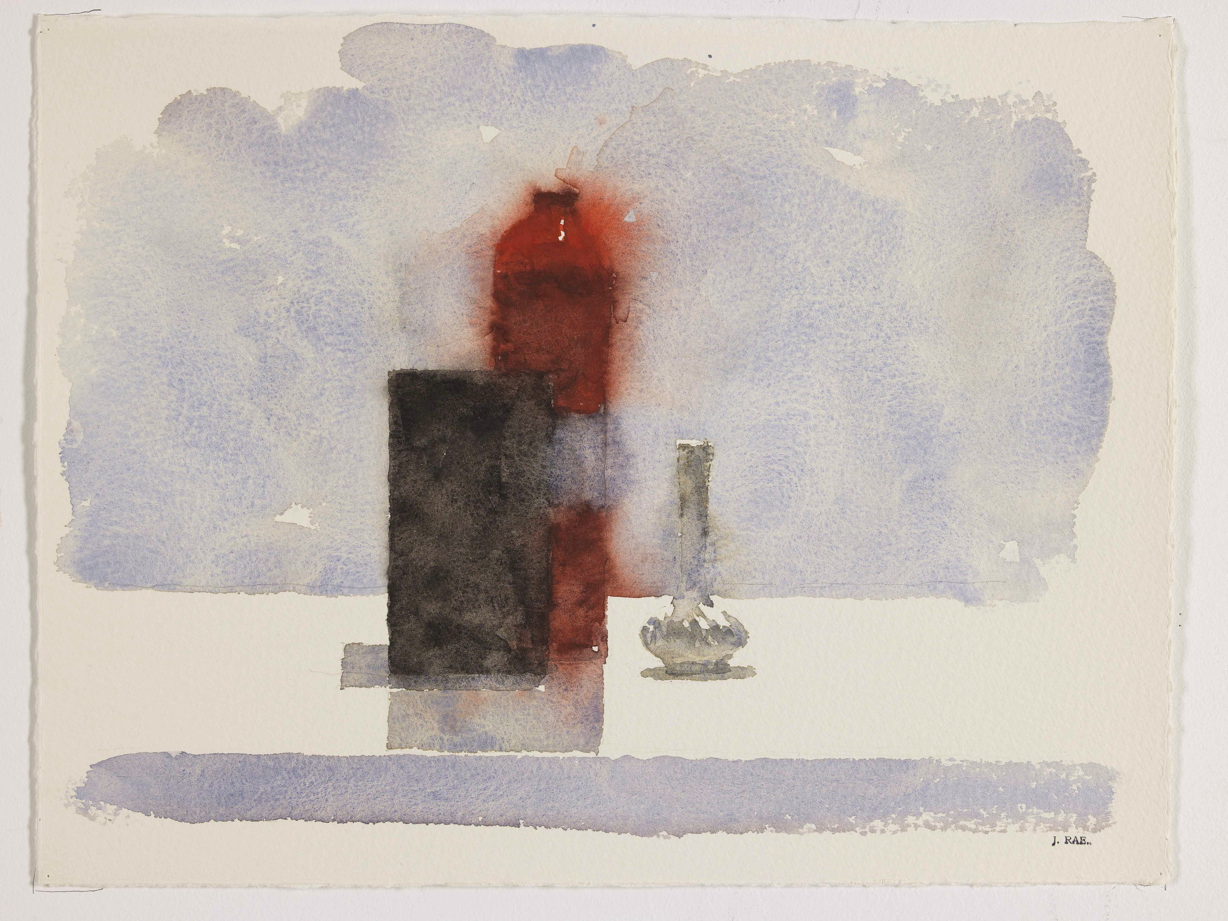 WCSL114, 2010, water colour on paper, 38 x 29cm.